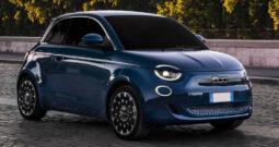 Fiat 500 Action Elettrica