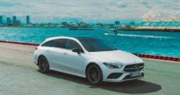 Mercedes-Benz CLA Shooting Brake 250 e Plug-in Hybrid Auto Bus. Extra